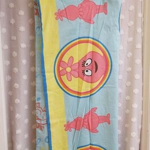 RARE Yo Gabba Gabba Twin Duvet & Pillowcase